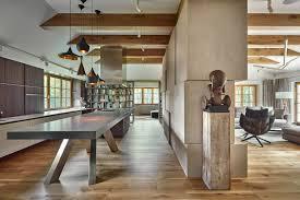 interiér vily v průhonicích archicakes