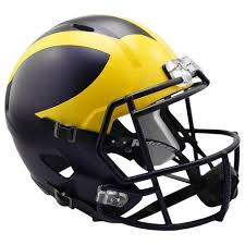 michigan wolverines fan gear michigan wolverines helmet michigan football speedy cheetah