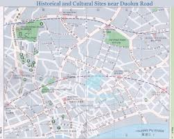 Map Of Shanghai Map Of Shanghai Duolun Road Historican U0026 Cultural Sites In Shanghai