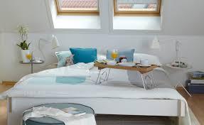 Schlafzimmer Dachgeschoss Einrichtung Wohnung Mit Dachschräge Chic Einrichten Raumideen Org