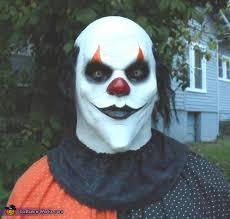 Mens Clown Halloween Costumes Berserko Killer Clown Costume Halloween Costume Contest