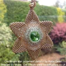 ornament pattern beadwork by dean