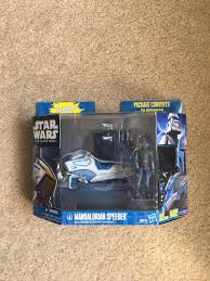 star wars clone wars mandalorian speeder mercari buy u0026 sell