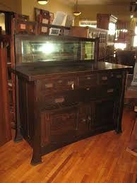 antique buffet table with wheels furniture design