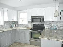 Kitchen With Subway Tile Backsplash Fascinating Kitchen With Subway Tile Backsplash Suited For Your