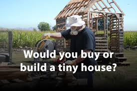 would you build or buy a tiny house