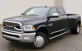 Dodge 3500 Truck Specs - 2018 dodge ram 3500 diesel dually specs and performance new
