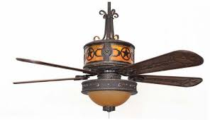 Western Ceiling Fans With Lights Western Ceiling Fan With Light Kit West Living