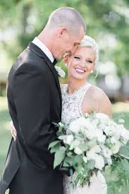 southern surprise backyard wedding the white wren