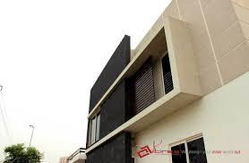 Full House Design Studio Hyderabad contemporary house design by ailtire u0027s design studio u2013 1 kanal house