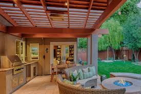 Covered Patio Pictures Covered Patio Traditional San Francisco By Kikuchi Kankel