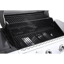 Backyard Grill 3 Burner Bbq Pro 3 Burner Slate Gas Grill With Searing U0026 Side Burners