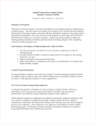 6 examples of business proposals procedure template sample
