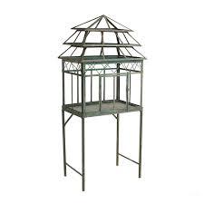 ornamental bird cage bird cages wisteria industrial