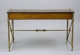 Campaign Desk A Vintage Kittinger Campaign Desk 05 19 06 Sold 2127 5