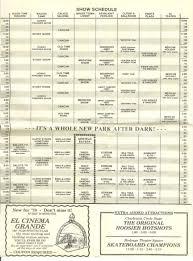 Knotts Berry Farm Map Shane U0027s Amusement Attic Page 110 Theme Park Review