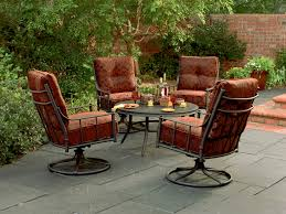 outdoor patio furniture sets table ideas of metal pc conversation