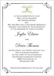 wording on wedding invitation wedding invitation with divorced parents amulette jewelry