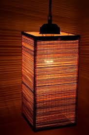 Decorative Bamboo Sticks Lamp Decorative Hanging Lamp Woven Bamboo Sticks Online Wow