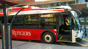 department of transportation services rutgers the state
