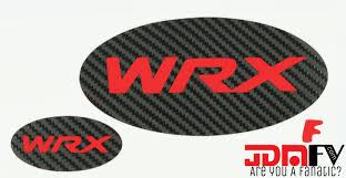 wrx subaru logo wrx precut emblem overlays w logo front 02 03 wrx jdmfv by