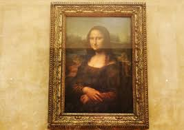 Mona by The Day The Mona Lisa Was Stolen