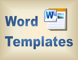 making templates in microsoft word youtube
