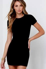 black bodycon dress black bodycon dress naf dresses