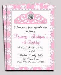 baby shower invitations attractive princess themed baby shower