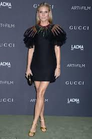 gwyneth paltrow shows off her legs at lacma art film gala