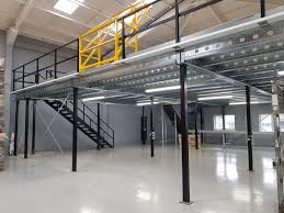 mezzanine solutions for warehouses u0026 offices by passha