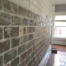 Faux Walls Faux Brick Wall Hometalk