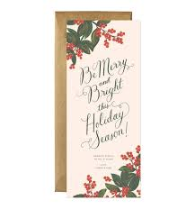 branches personalized greetings by rifle paper co made in usa