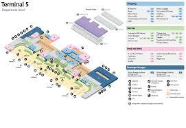 Heathrow Terminal 3 Information Desk Heathrow International Airport Uk Terminal Maps Lhr Information
