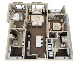 floor plans and pricing for channel mission bay apartments san