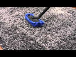 how to vacuum shag rug how to clean a shag carpet with a steam cleaner youtube