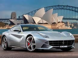 Ferrari F12 Silver - ferrari f12 berlinetta laptimes specs performance data