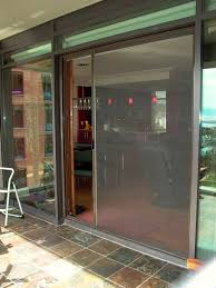 doors astonishing screens for sliding doors sliding screen door