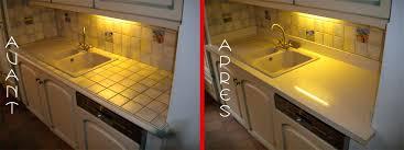 peindre carrelage plan de travail cuisine plan de travail cuisine 4m best excellent peindre carrelage cuisine