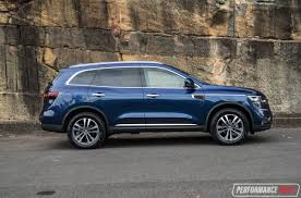 renault koleos 2016 black 2017 renault koleos intens 4x4 review video performancedrive