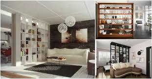 Shelf Room Divider Impressive Shelves Used As Great Room Dividers