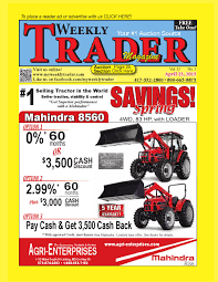 weekly trader april 23 2015 by weekly trader issuu