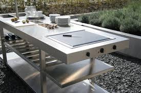 aussenküche edelstahl w b metal solutions außenküchen