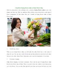 Best Place To Buy Flowers Online - 5 benefits of buying flowers online at hanoi flower shop
