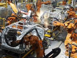 bmw factory robots jaguar land rover to build brazil factory business insider