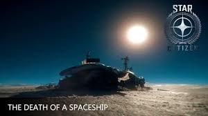 the death of a spaceship youtube