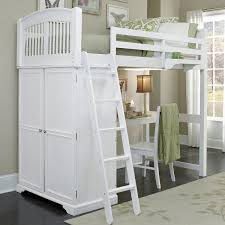 girls loft beds with desk locker loft bed white loft beds at simply bunk beds phoebe u0027s
