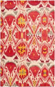 Ikat Outdoor Rug by Rug Ikt226a Ikat Area Rugs By Safavieh