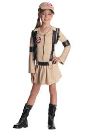 Halloween Costume Kids Girls Girls Classic Ghostbusters Costume