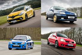 renault sport rs 01 top speed history of the renaultsport clio auto express